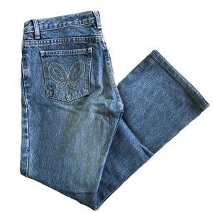 Vintage 90s Marc Jacobs Butterfly Jeans